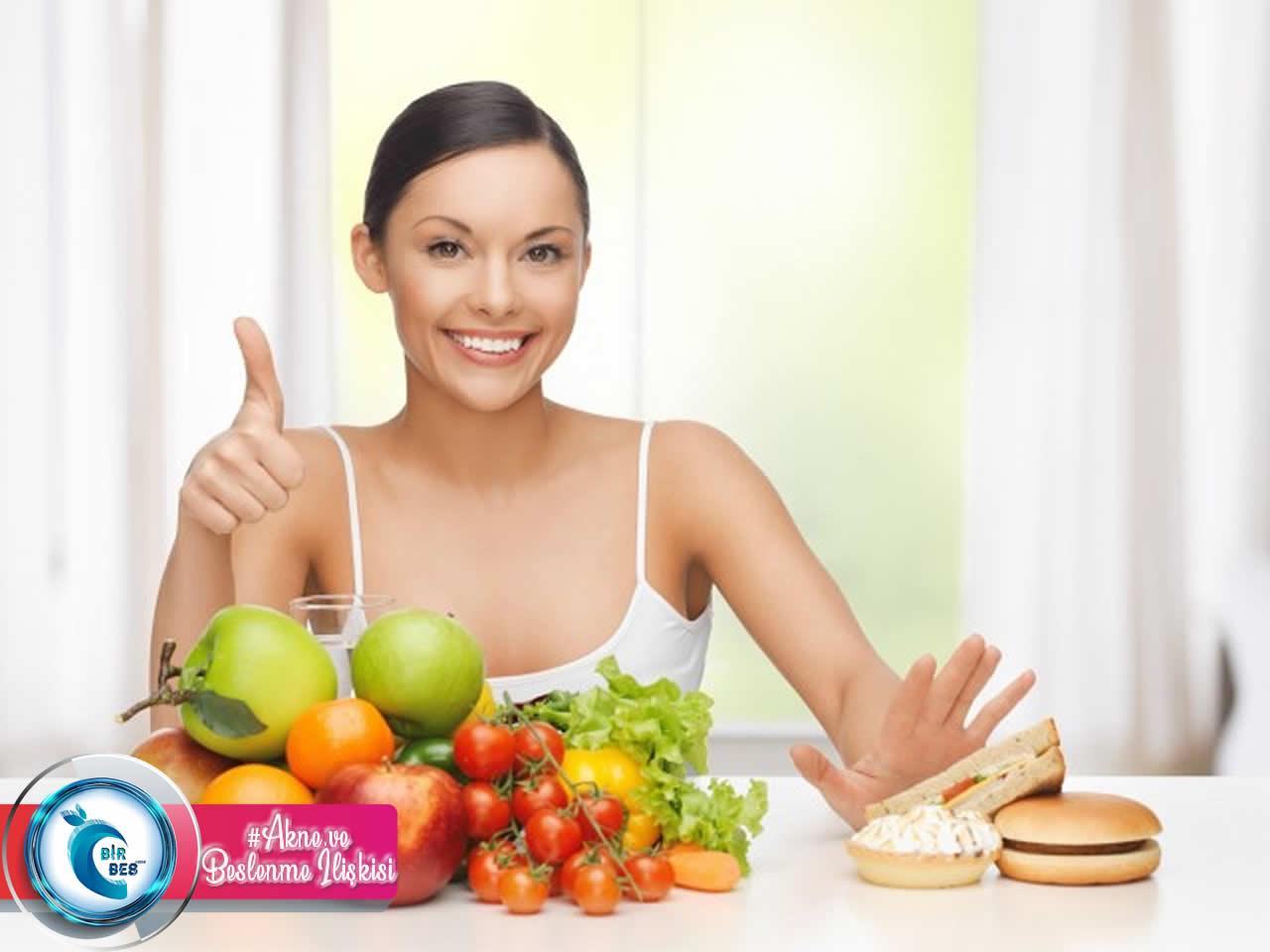 Akneye Neden Olan Gıda Türleri