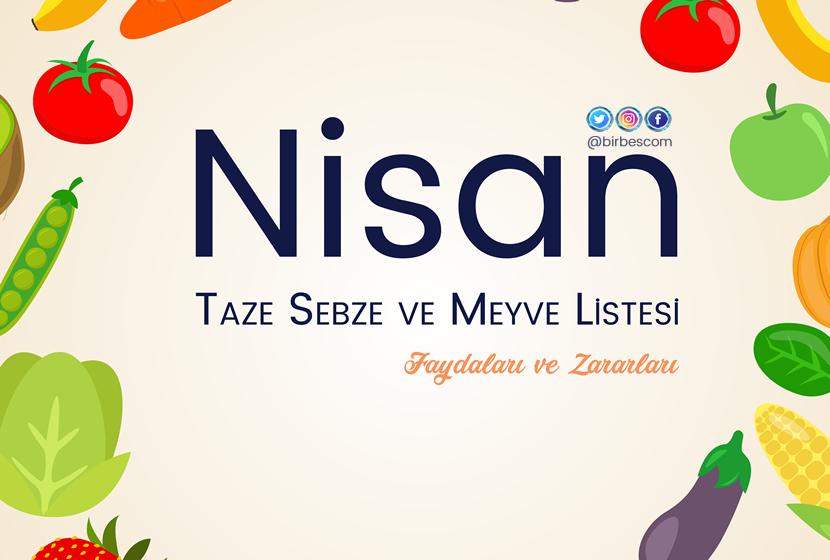 nisan-ayı-taze-sebzeler-ve-meyveler-listesi